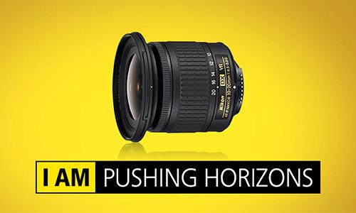 لنز نیکون Nikon AF-P DX NIKKOR 10-20mm f/4.5-5.6G VR