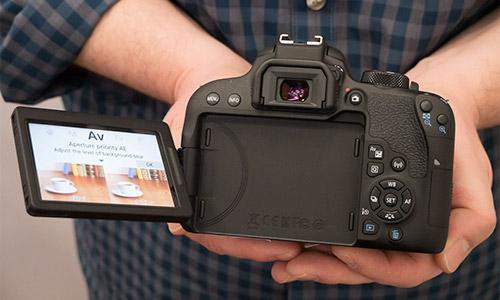 دوربین کانن Canon EOS 800D Lens Kit 18-135mm