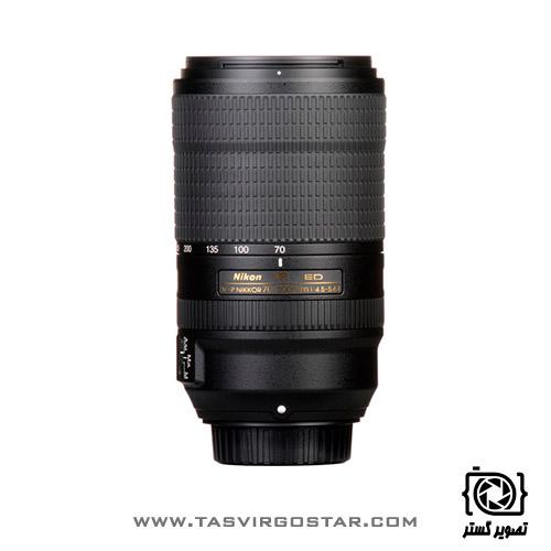 لنز نیکون Nikon AF-P NIKKOR 70-300mm f/4.5-5.6E ED VR