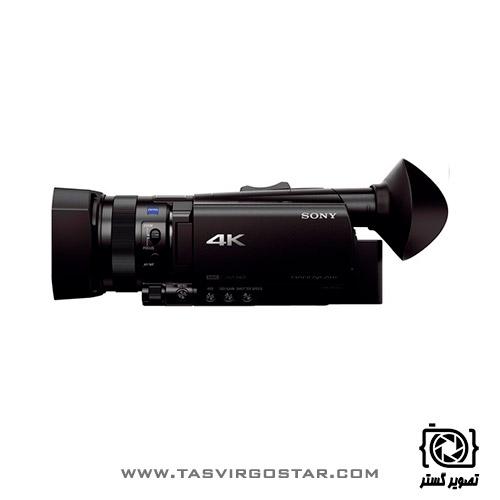 دوربین هندی کم سونی Sony FDR-AX700 4K Camcorder
