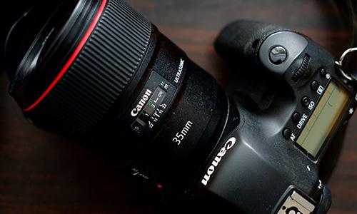 لنز کانن Canon EF 35mm f/1.4L II USM