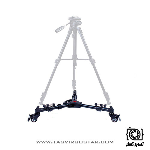 چرخ سه پایه YunTeng 900