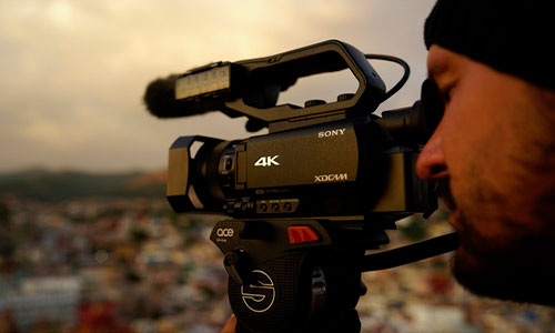 دوربین فیلمبرداری سونی Sony PXW-Z90V 4K HDR XDCAM