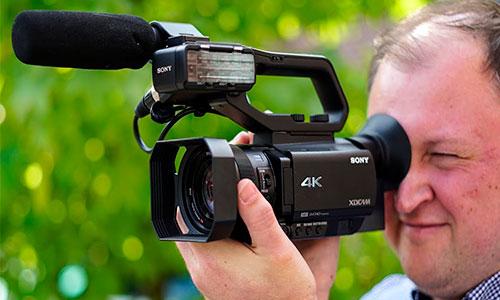 دوربین فیلم برداری سونی Sony HXR-NX80 Full HD XDCAM