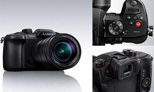 دوربین پاناسونیک Panasonic Lumix DC-GH5S