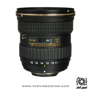 لنز توکینا Tokina AT-X 116 PRO DX-II 11-16mm f/2.8 Lens for Nikon F