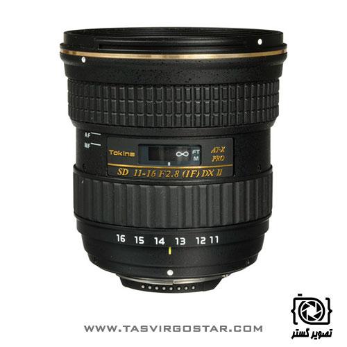 لنز توکینا Tokina AT-X 116 PRO DX-II 11-16mm f/2.8 Lens for Nikon F