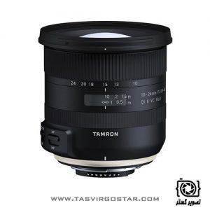 لنز تامرون Tamron 10-24mm f/3.5-4.5 Di II VC HLD Nikon