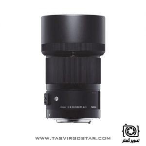لنز سیگما Sigma 70mm f/2.8 DG Macro Art Canon