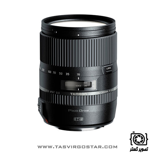 لنز تامرون Tamron 16-300mm f/3.5-6.3 Di II VC MACRO Canon