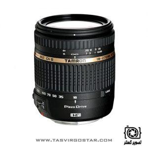 لنز تامرون Tamron AF18-270mm f/3.5-6.3 Di II VC AF Nikon