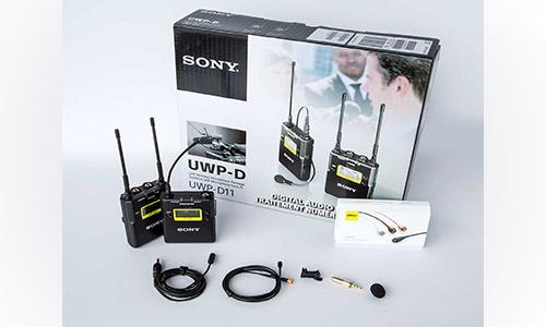 میکروفون بی سیم سونی Sony UWP D11