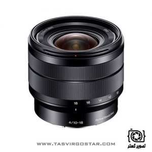 لنز سونی Sony E 10-18mm f/4 OSS