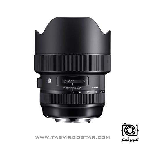 لنز سیگما Sigma 14-24mm f/2.8 Mount Nikon