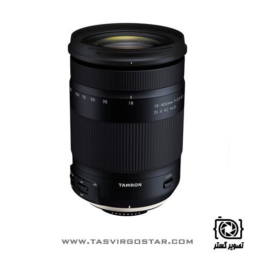 لنز تامرون 18-400 Nikon f/3.5