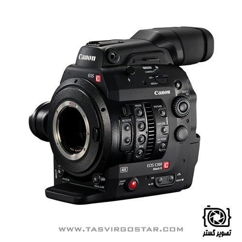 دوربین فیلمبرداری کانن Canon EOS C300 Mark II