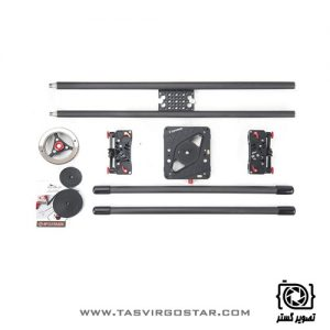اسلایدر تایم لپس iFootage Carbon Fiber Shark Slider S1 Bundle