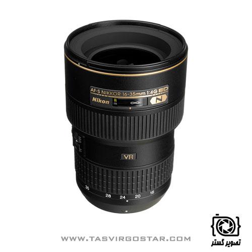لنز نیکون Nikon 16-35mm f/4G