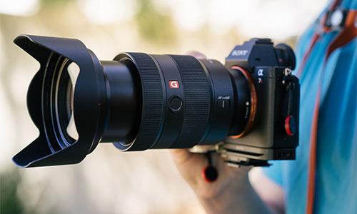 لنز سونی Sony FE 24-70mm f/2.8 GM