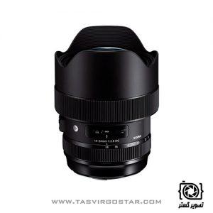 لنز سیگما Sigma 14-24mm f/2.8 DG HSM Art - Canon EF
