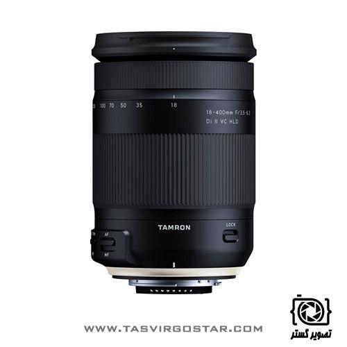 لنز تامرون Tamron 18-400mm f/3.5-6.3 Di II VC HLD-Nikon F