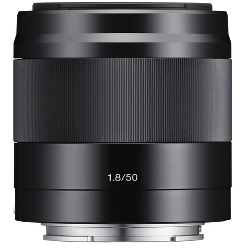 لنز سونی Sony E 50mm f/1.8 OSS