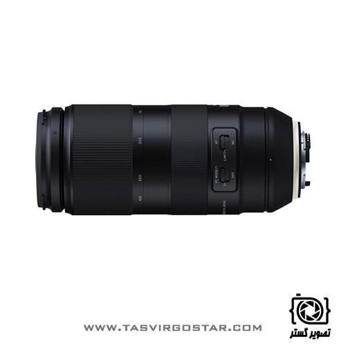 لنز تامرون Tamron 100-400mm f/4.5-6.3 Di VC USD Nikon