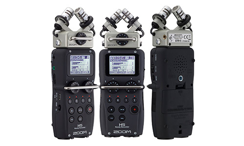 رکوردر زوم Zoom H5 Handy Recorder