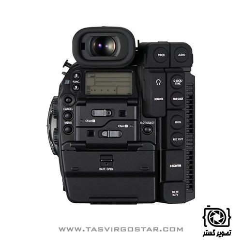 دوربین فیلمبرداری حرفه ای کانن Canon EOS C300 Mark II