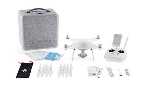 کوادکوپتر دی جی آی DJI Phantom 4 Quadcopter