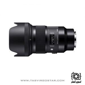 لنز سیگما Sigma 50mm f/1.4 DG HSM Art Sony E