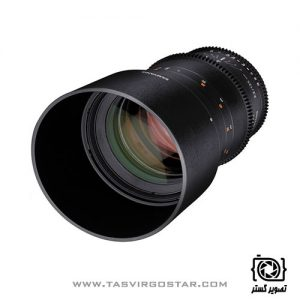 لنز سامیانگ Samyang 135mm T2.2 AS UMC VDSLR II Canon