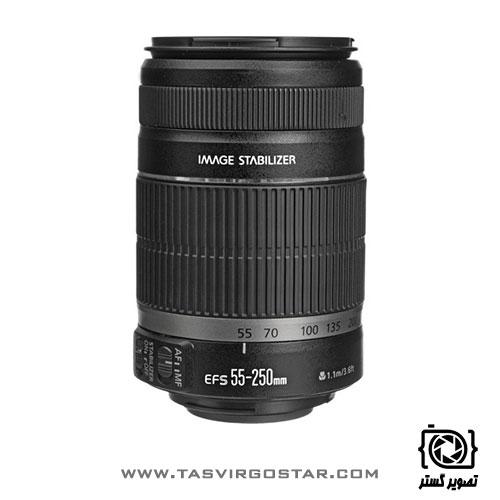 لنز کانن Canon EF-S 55-250mm f/4-5.6 IS II