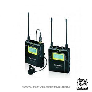 میکروفون یقه ای بیسیم Saramonic UWMIC10