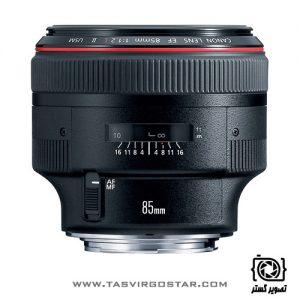 لنز کانن EF 85mm f/1.2L