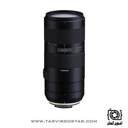 لنز تامرون Tamron 70-210mm f/4 Nikon F