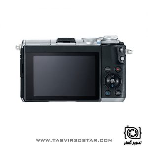 دوربین کانن Canon EOS M6 Mirrorless with 15-45mm