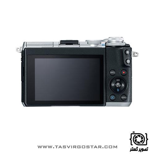 دوربین کانن Canon EOS M6 Mirrorless with 15-45mm