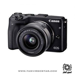 دوربین کانن Canon EOS M3 Mirrorless with 15-45mm