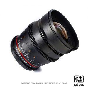 لنز سامیانگ Samyang 24mm T1.5 Cine Canon