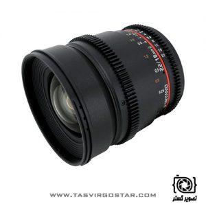 لنز سامیانگ Samyang 16mm T2.2 Cine Sony E