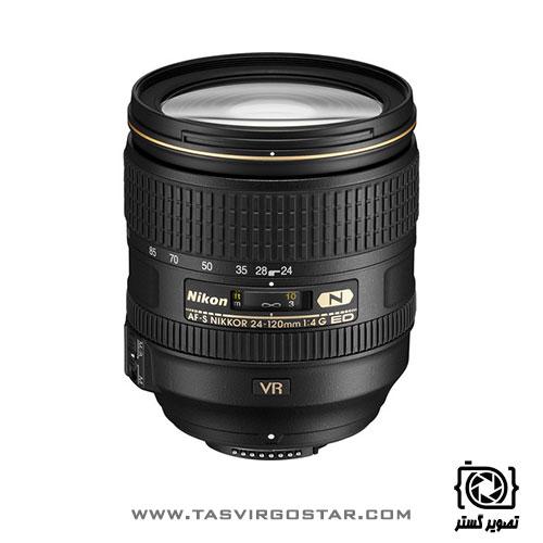 لنز نیکون Nikon 24-120mm f/4G