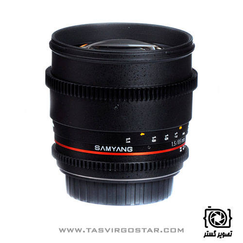 لنز سامیانگ Samyang 85mm T1.5 Cine Canon
