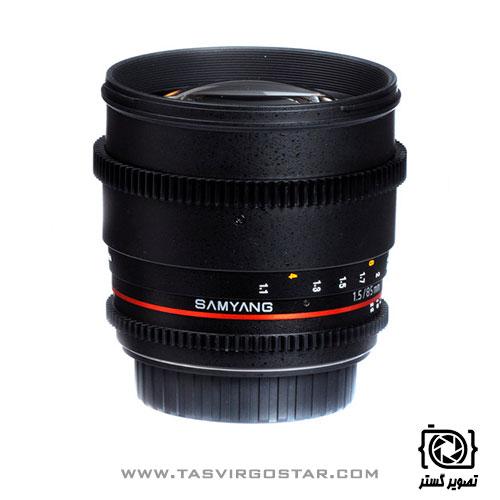 لنز سامیانگ Samyang 85mm T1.5 Cine Sony