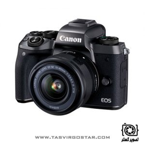 دوربین کانن Canon EOS M5 Mirrorless with 15-45mm