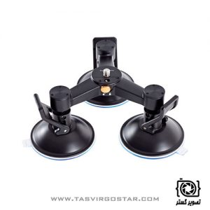 بادکش ازمو DJI Triple Mount Suction Cup Base