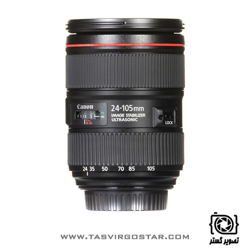 لنز کانن Canon EF 24-105mm f/4L IS II USM