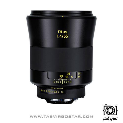لنز زایس ZEISS 55mm f/1.4 Otus Distagon T* F Mount