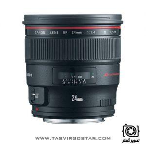 لنز کانن Canon EF 24mm f/1.4L II USM