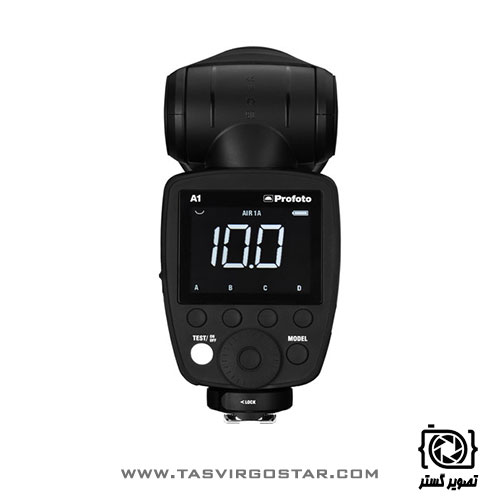 فلاش اکسترنال پروفتو Profoto A1 AirTTL-C Studio Light for Canon